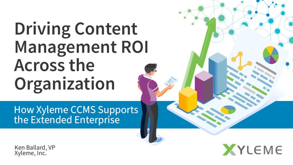 xyleme-content-management-roi-presentation-title-slide