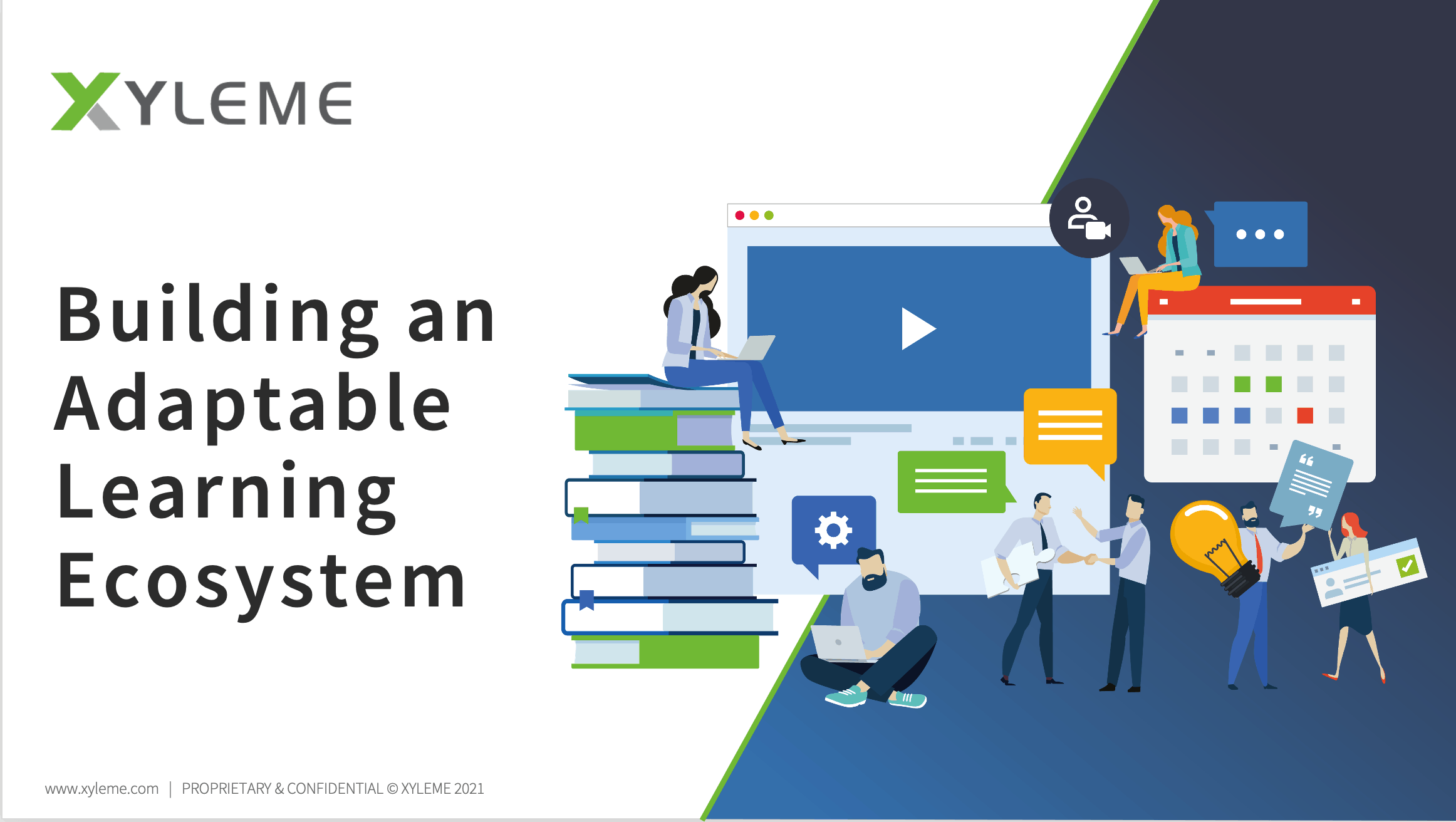 Webinar: Building an Adaptable Learning Ecosystem
